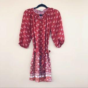 NEW • Tucker NYC • Classic Mini Dress Clay Bazaar